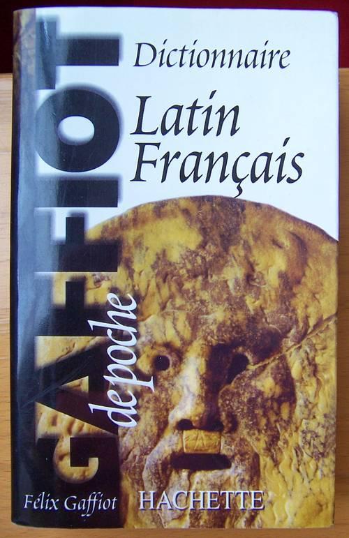 Vends livre: GAFFIOT de poche - Félix Gaffiot (bon état)