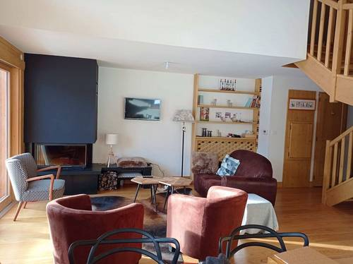 Loue appartement haut de gamme à Samoëns (74) - 10couchages