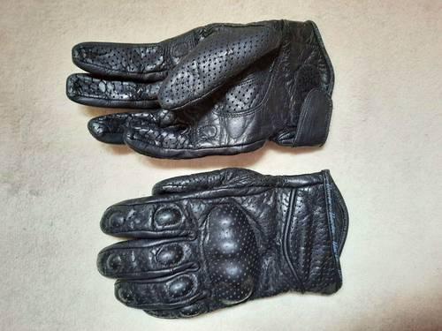 Gants de moto femme
