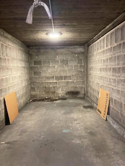 Loue garage fermé - 14m², Grenoble (38)