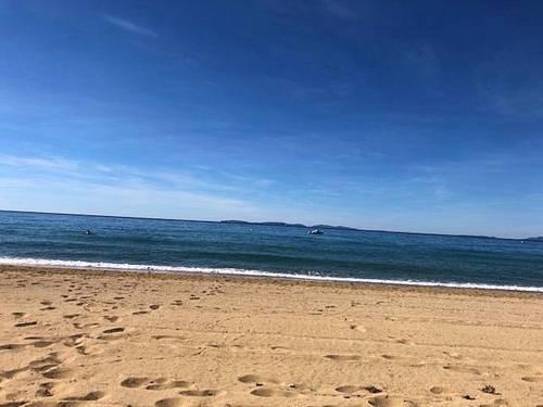Loue à Gigaro, 200m, plage et commerces, appartement mini 5couchages