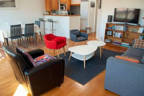 Loue grand appartement 6couchages en plein centre de la Rochelle