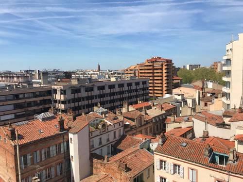 Loue grand T3avec balcon - François Verdier - 84m² - Toulouse (31)