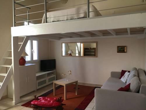 Loue Appartement65m² avec mezzanine Avignon St Ruf