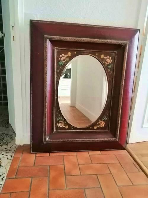 Vends grand miroir