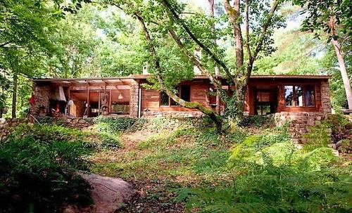 Propose Grande Cabane Yoga gîte en forêt, 1h de Paris - 6chambres - Milly-la-Forêt (91490)