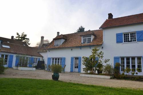 Loue maison de campagne de rêve - 45mins de Paris - Forêt de Rambouillet - 15couchages - Saint-Léger-en-Yvelines (78)
