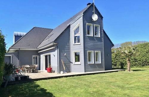 Loue grande maison tout confort près du Touquet - 8couchages