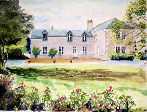 Loue grande maison familiale à la campagne au coeur de la Touraine 16couchages