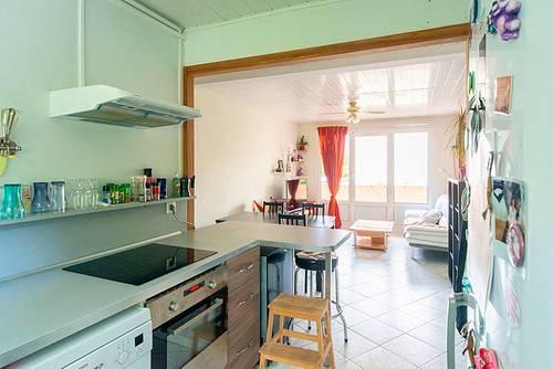 Propose colocation de 65m² - 3chambres à Grenoble (38) - paisible et pratique