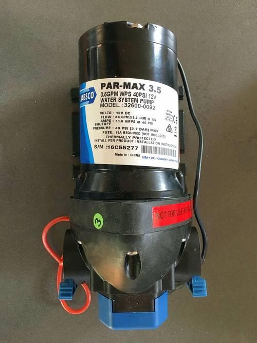 Propose Groupe d'eau Automatique Jabsco 3,5bars