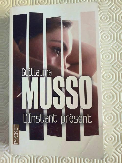 Guillaume MUSSO: L'instant Présent