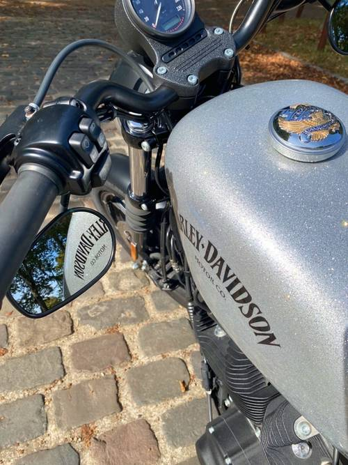 Harley Davidson 2017- 6200km