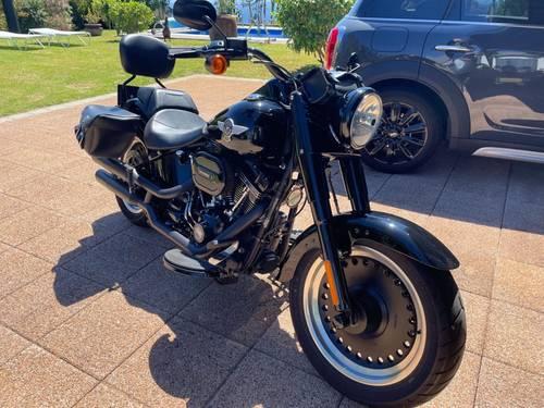 Harley Davidson Fat Boy S - 7200km · 2016