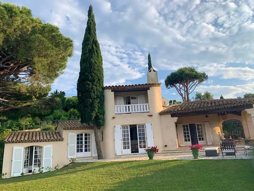 Loue maison avec vue pour 11personnes - Sainte-Maxime (83)