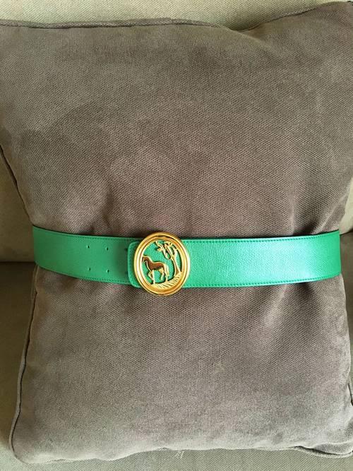 Hermès ceinture  collector.Jamais  portée!
