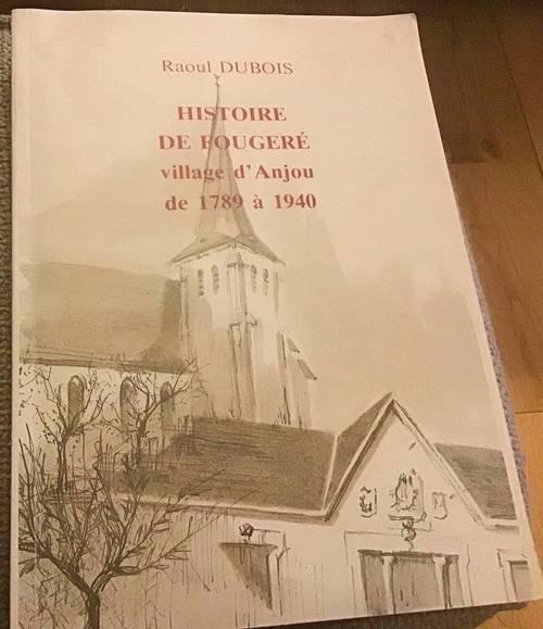 Histoire de Fougeré