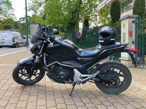 Moto Honda NC 700S ABS noire - 26726km 2013