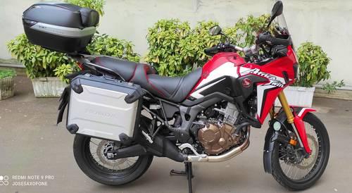 Honda Africa Twin 1000- 2016- 13000km