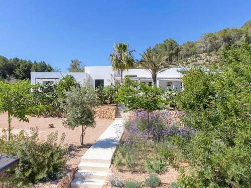 Loue Ibiza Maison contemporaine charmante - 6chambres