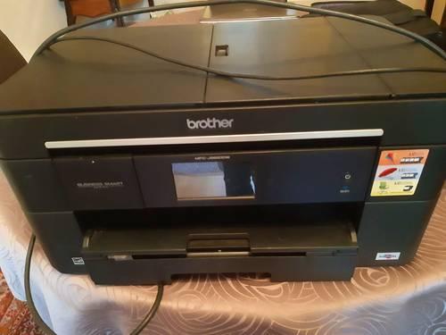 Imprimante BROTHER jet d'encre + cartouches