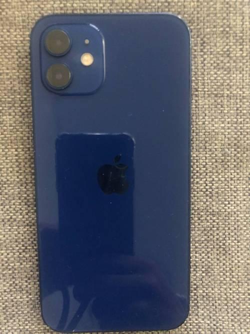 Iphone 12bleu 128gb sous garantie