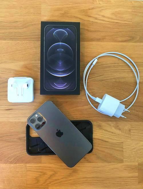 IPhone 12Pro Max - 256Go - Graphite (très bon état)