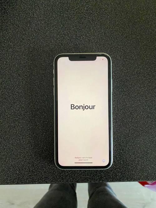IPhone XR blanc 64go