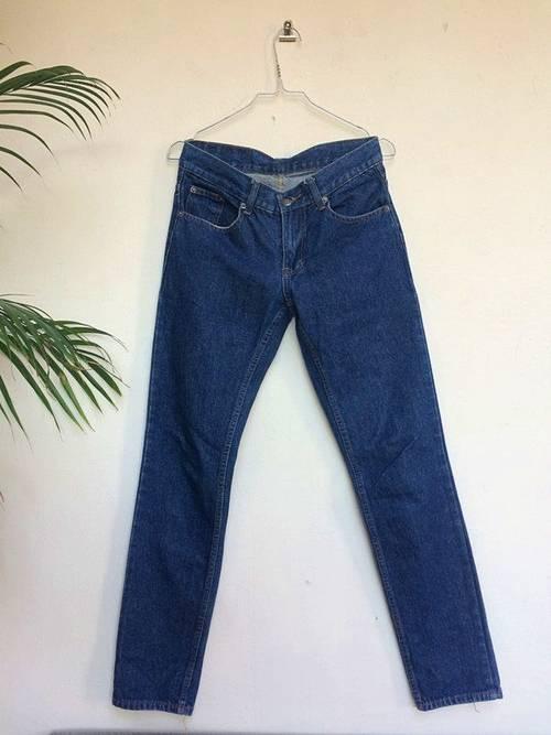 Vends - Jeans bleu coupe droite taille XS