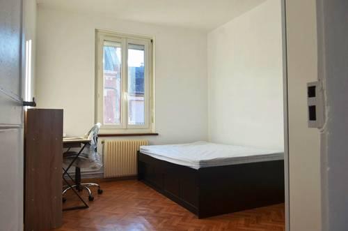 Loue jolie chambre meublée dans maison amiénoise proche centre et gare - Amiens (80) - 10m²