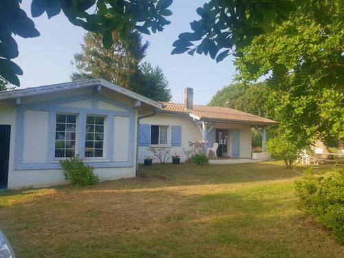 Loue jolie maison landaise - 4chambres/8couchages - Seignosse (40)