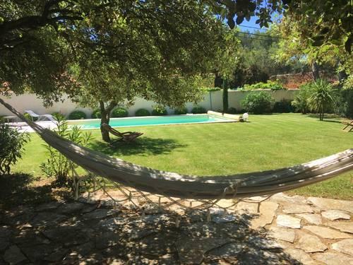 Jolie maison provençale - 4chambres - 7couchages - Lambesc (13)