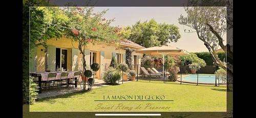 Loue jolie maison - 4chambres, 8couchages à Saint Rémy de Provence (13)