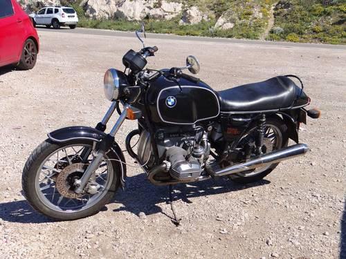 Moto BMW R 10 - 122000km 1978