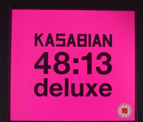 CD+DVD Kasabian 48.13deluxe