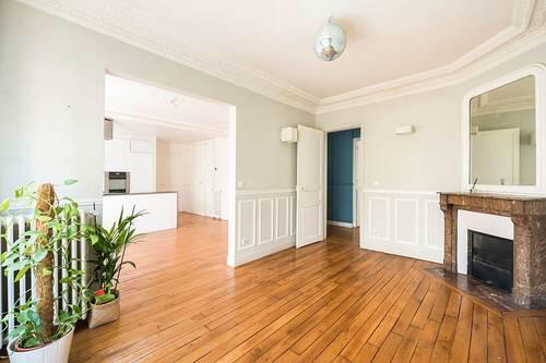 Vends Lamarck, appartement haussmannien, 3chambres, 90m² - Paris 18ème