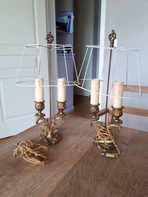 Lampe Bouillotte