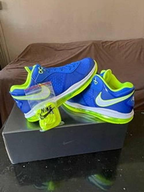 Nike Lebron 8V2Low Sprite 9.5US