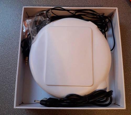 Lecteur CD portable Bluetooth