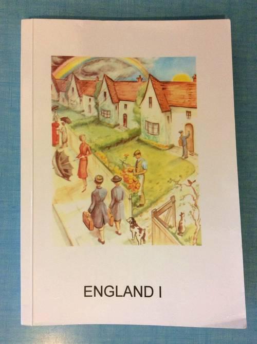 Livre d'anglais 6e England I