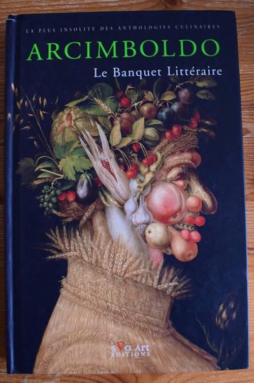 Livre Arcimboldo le banquet littéraire +CD