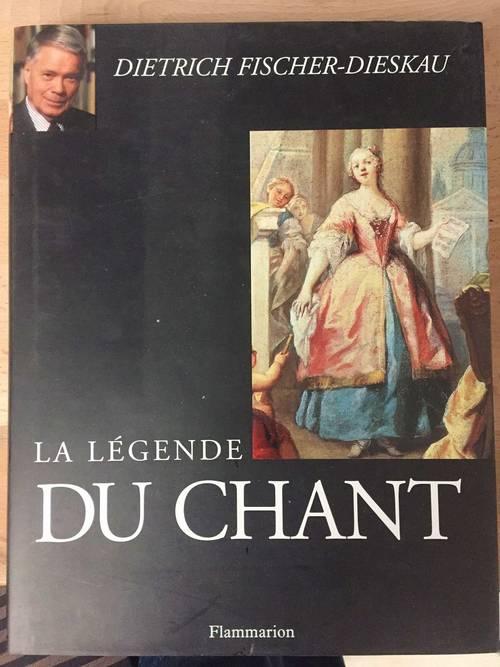 Le livre du Chant éd FLAMMARION