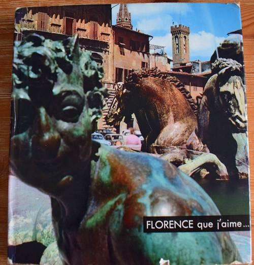 Vends livre Florence que j'aime éditions Sun Paris