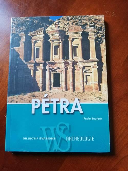 Livre guide Petra