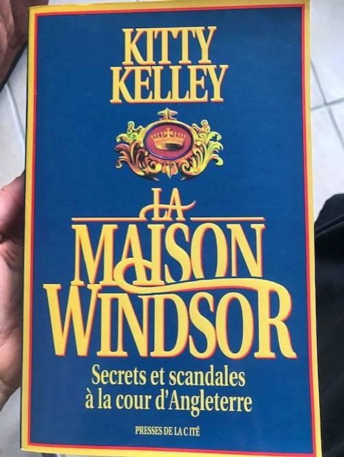 Livre La maison Windsor