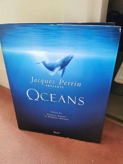 Livre Océan de Jaques Perrin