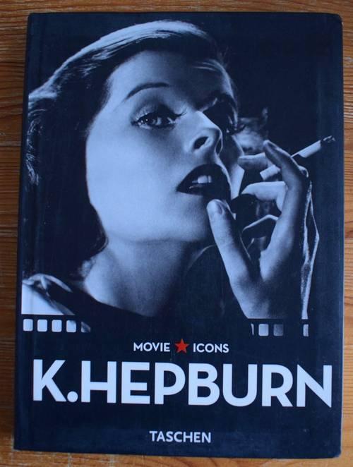 Livre photos  K.Hepburn