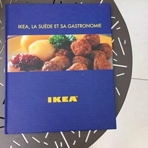 """Livre """"Ikea, la Suède et sa gastronomie"""", neuf"""