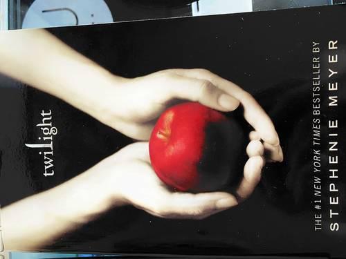 """Livre """"Twilight"""" de Stephenie Meyer, Little Borwn (comme neuf)"""