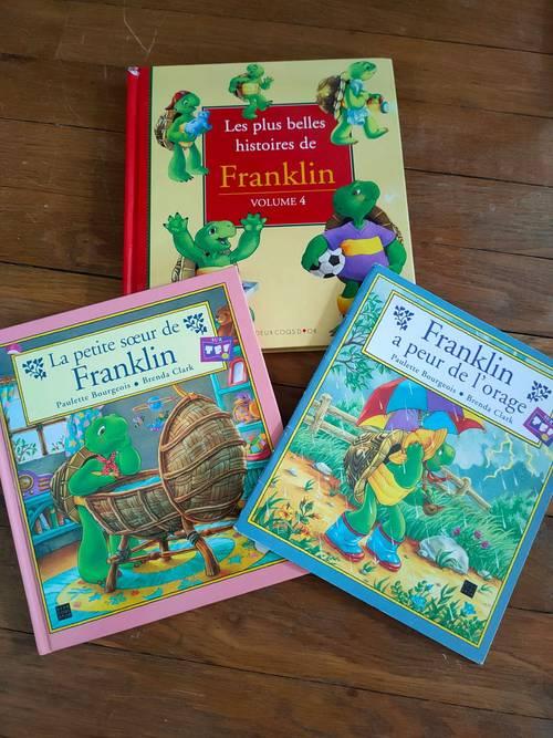 3livres de Franklin